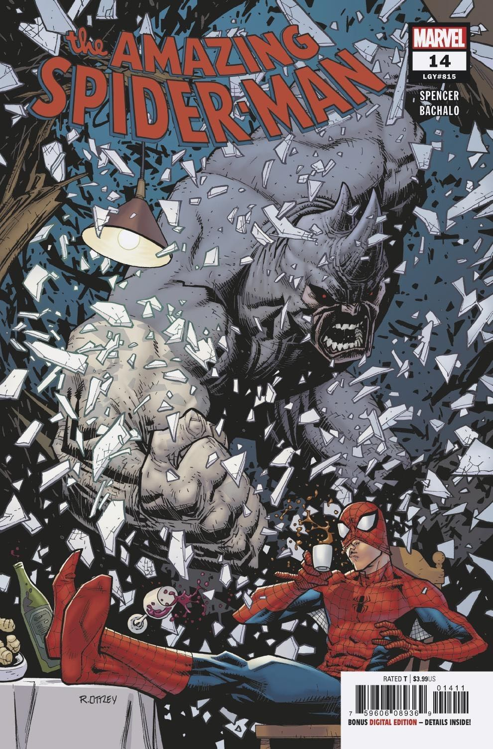 Marvel Preview: Amazing Spider-Man #14