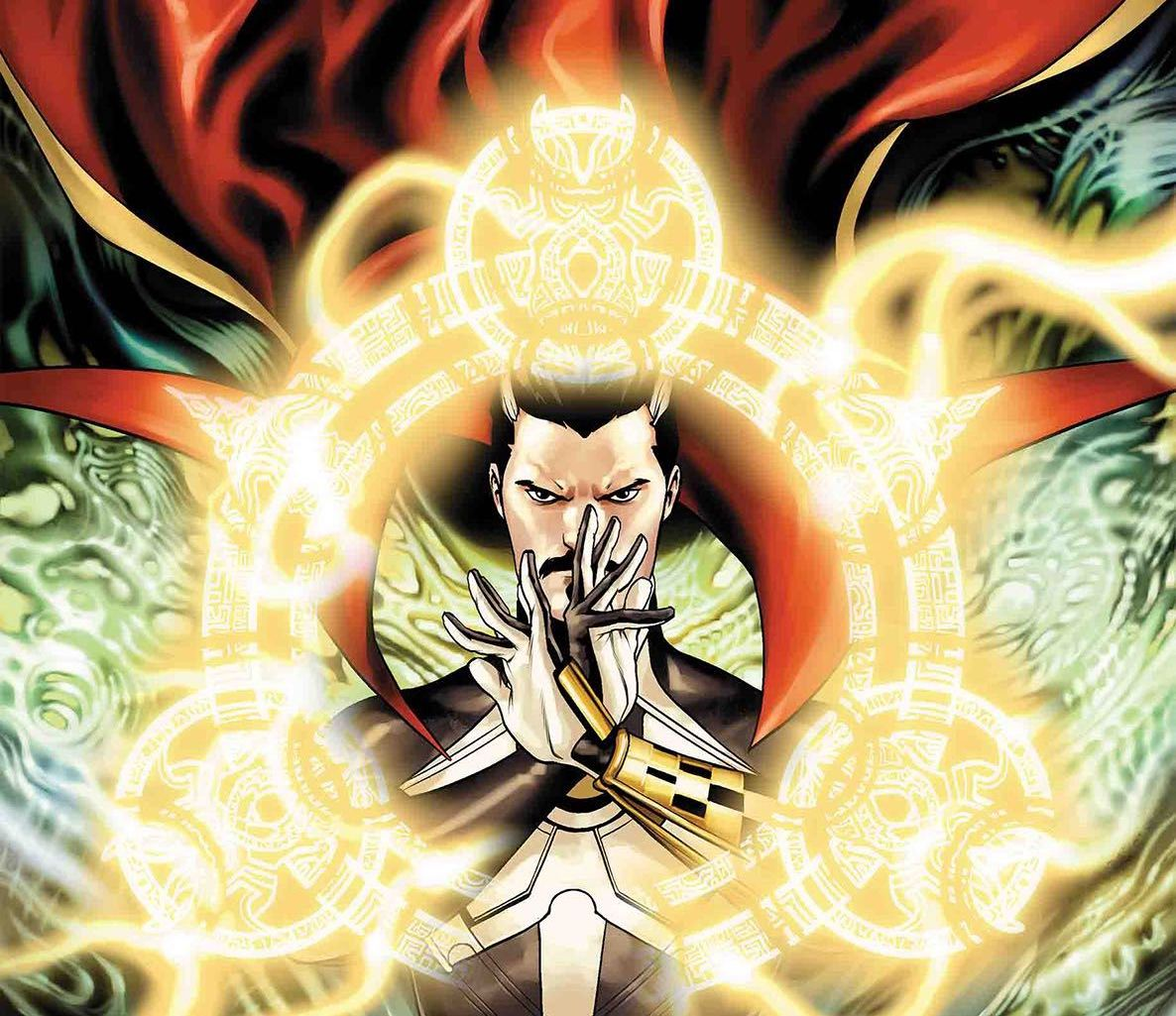 'Doctor Strange' #10 review: The 400th milestone issue