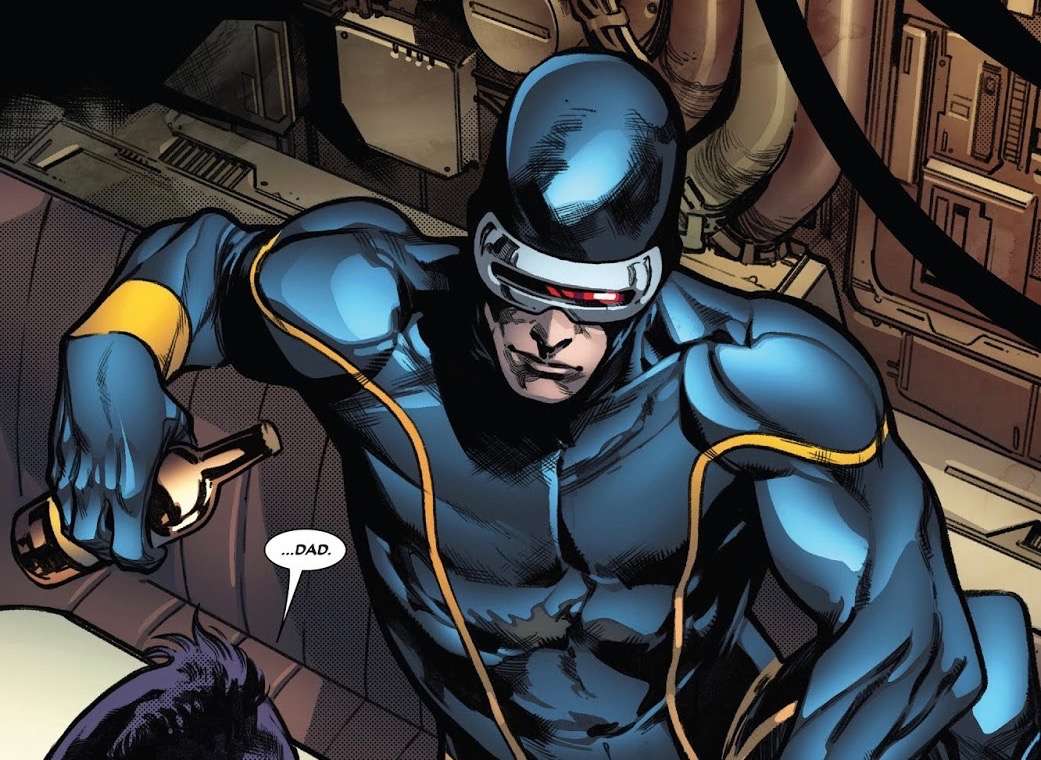 The Life & Tragedies of Scott Summers Part 3: Cyclops, The Bad Dad