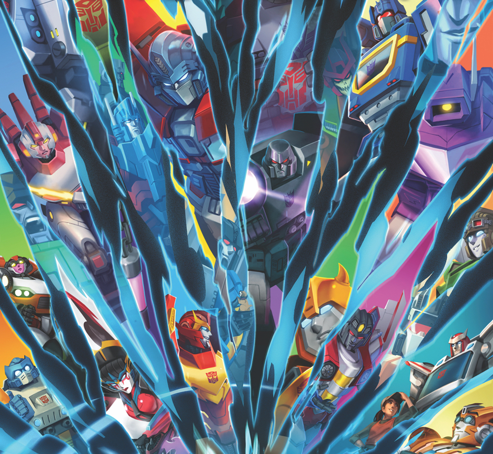 [EXCLUSIVE] IDW Preview: Transformers: Historia