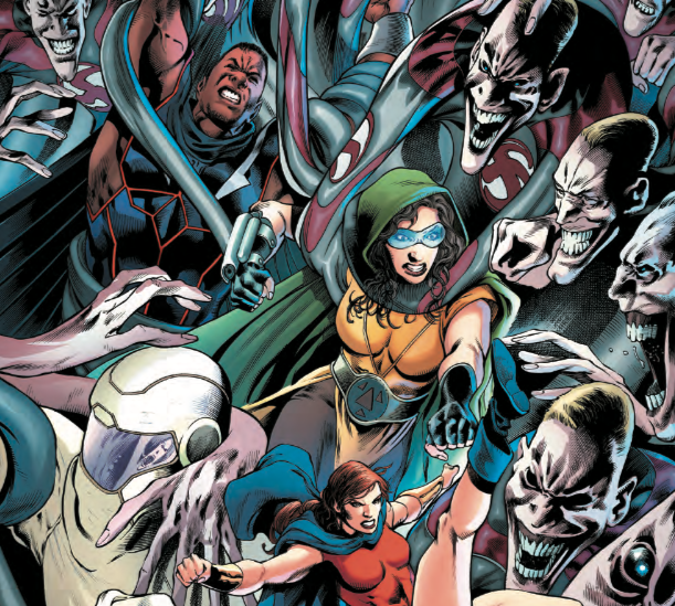 Freedom Fighters #2 Review