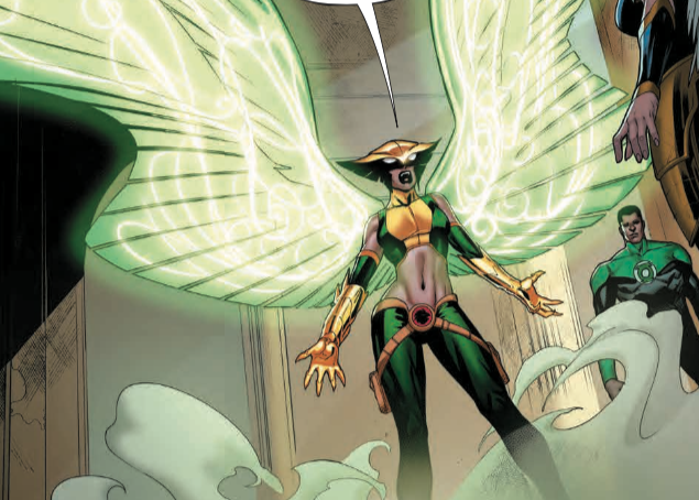 A major DCU revelation has been staring us in the face since Justice League #14