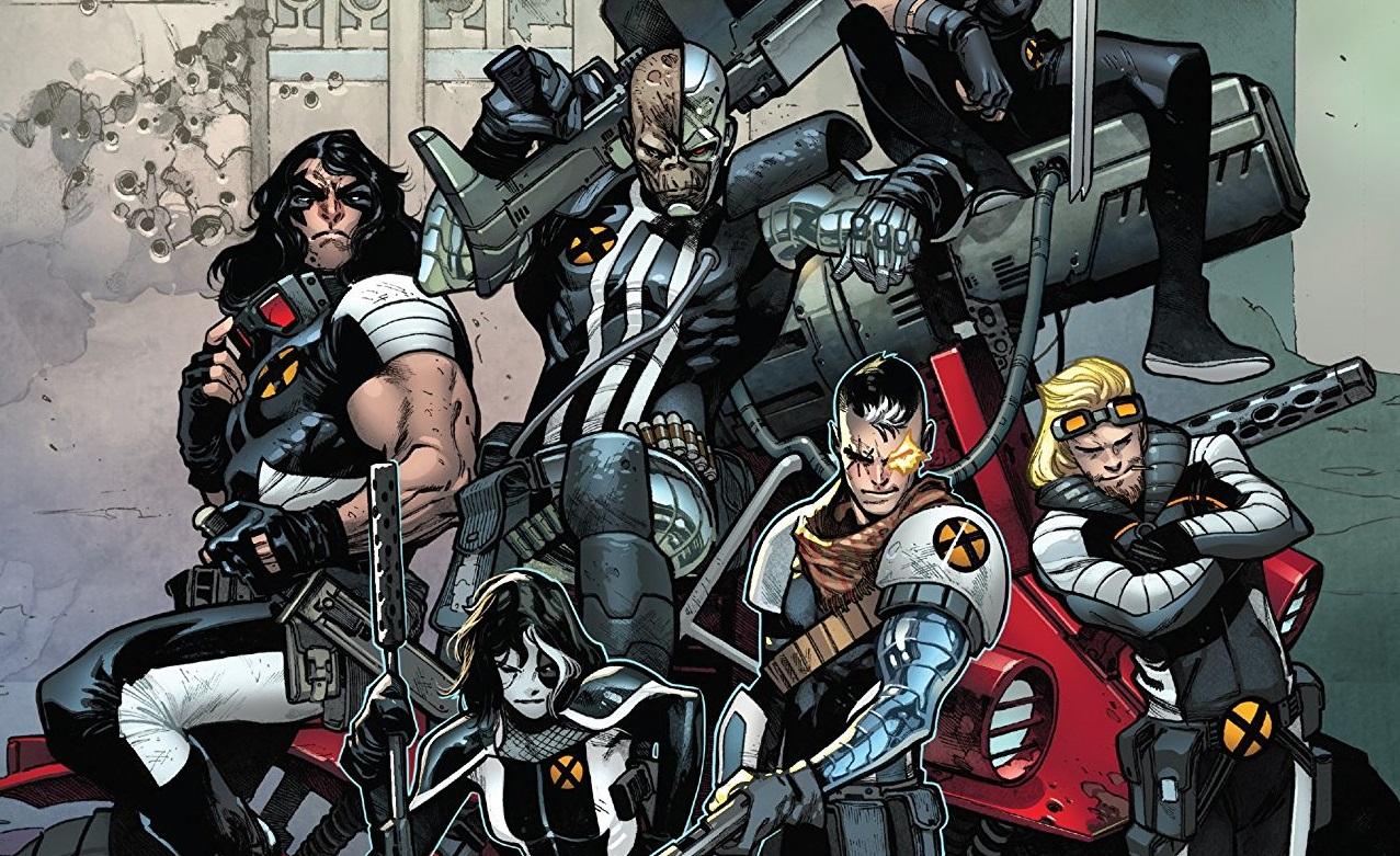 X-Force #2 Review