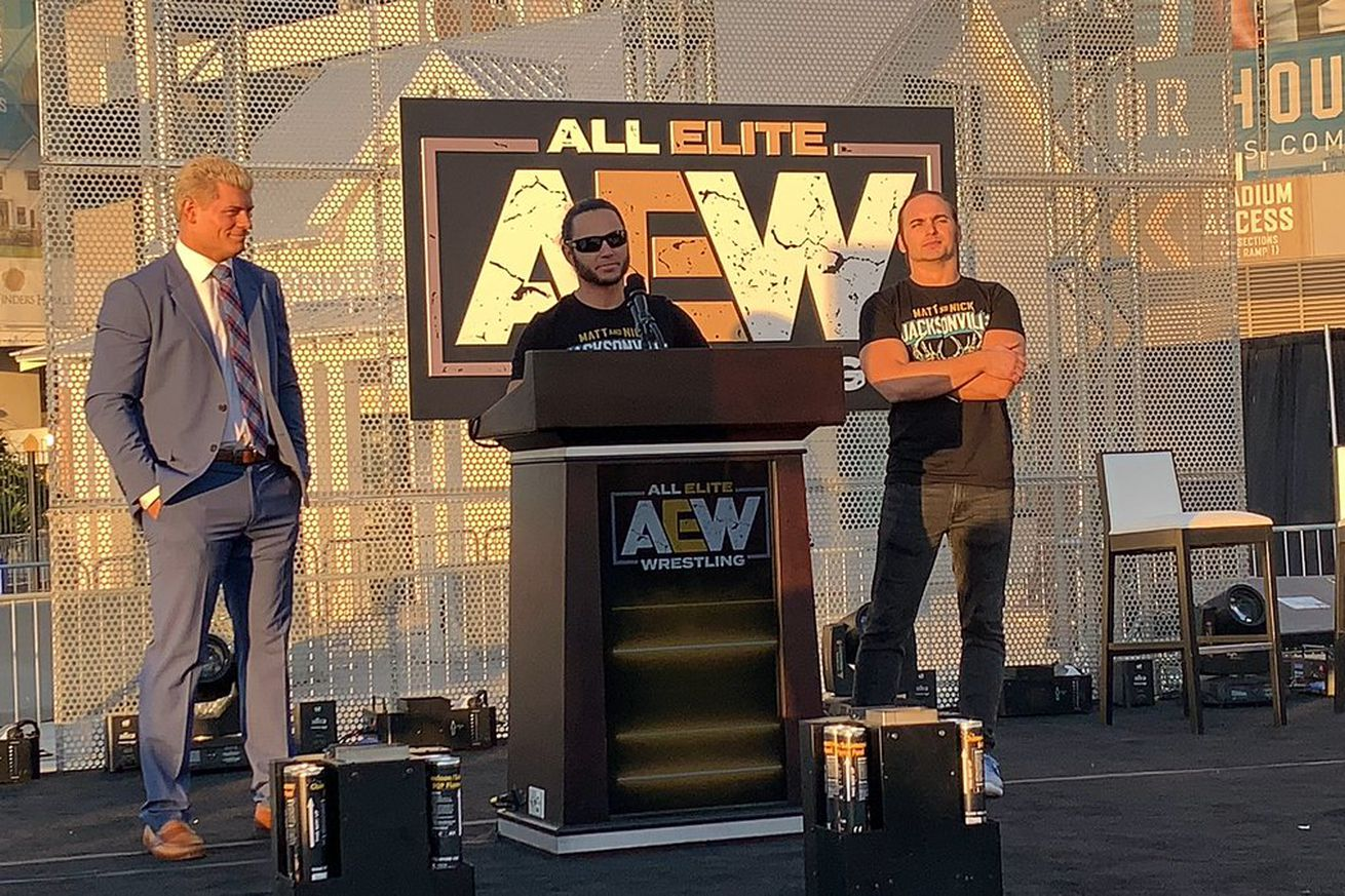 All Elite Wrestling is official -- here's what we know