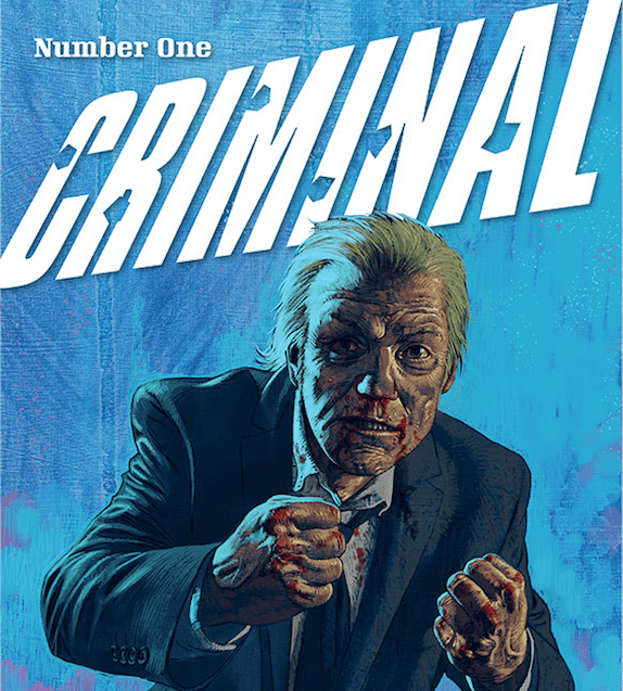 Brubaker blends the dark cosmic irony of the Coen Brothers with the psychological edge of Dennis Lehane.
