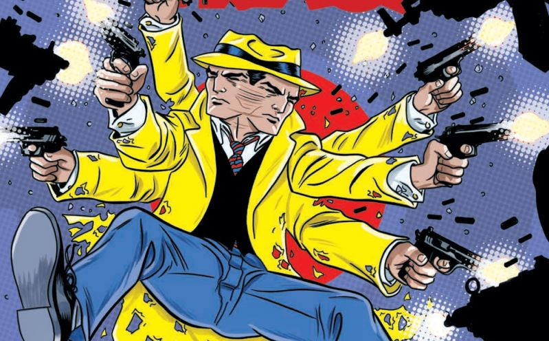 Dick Tracy: Dead or Alive #3 review