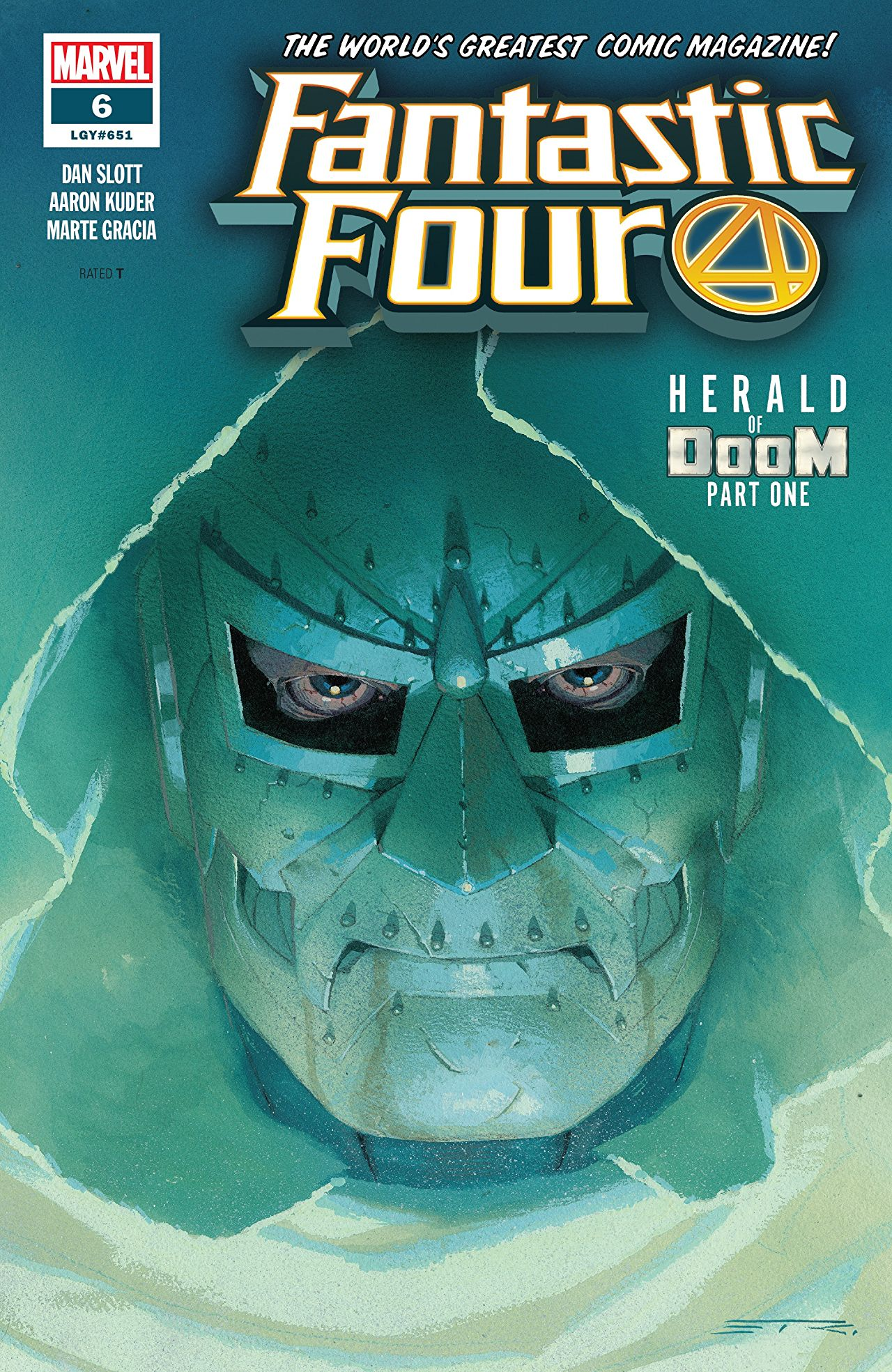 Marvel Preview: Fantastic Four #6