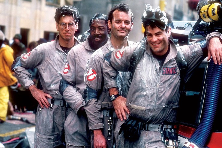 Jason Reitman will direct and co-write a 'Ghostbusters II' sequel