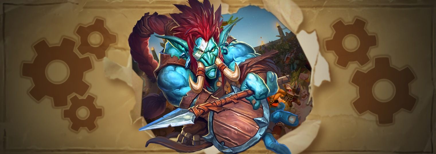 Hearthstone: Latest patch update implements Rumble Run and Arena power level changes