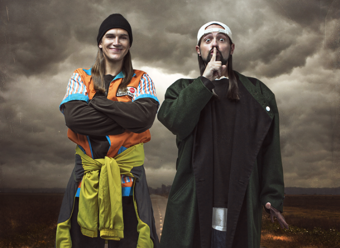 Kevin Smith's 'Jay and Silent Bob Reboot' purchased by Saban Films