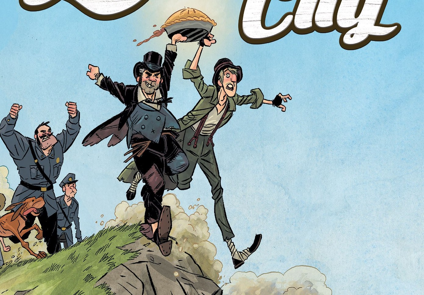 'Long Road to Liquor City' review: Like watching a movie on the comics page