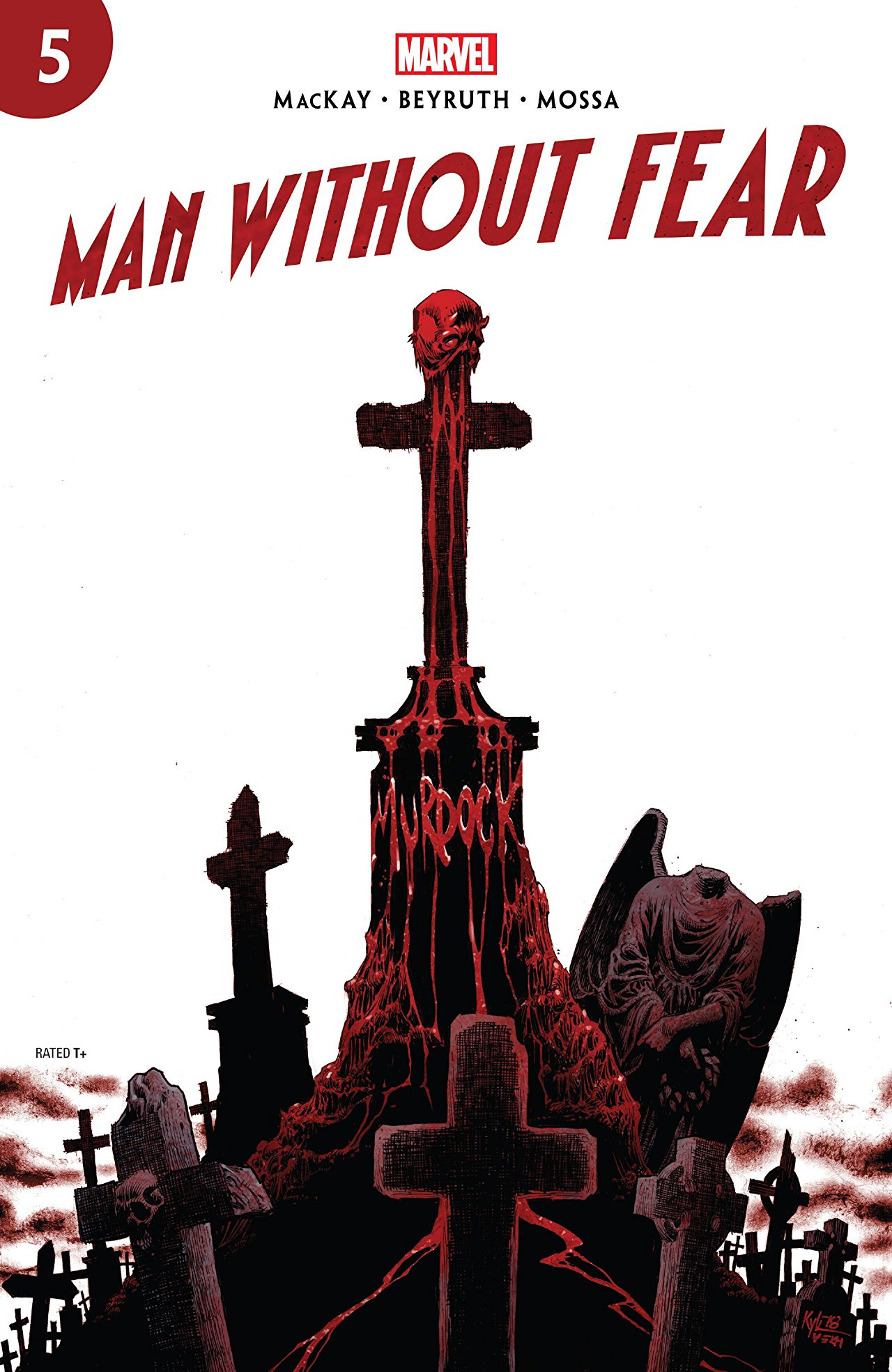 Marvel Preview: Man Without Fear #5