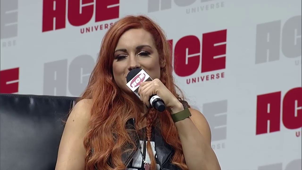 """Becky Lynch on being voted female wrestler of the year: """"That means a lot"""""""