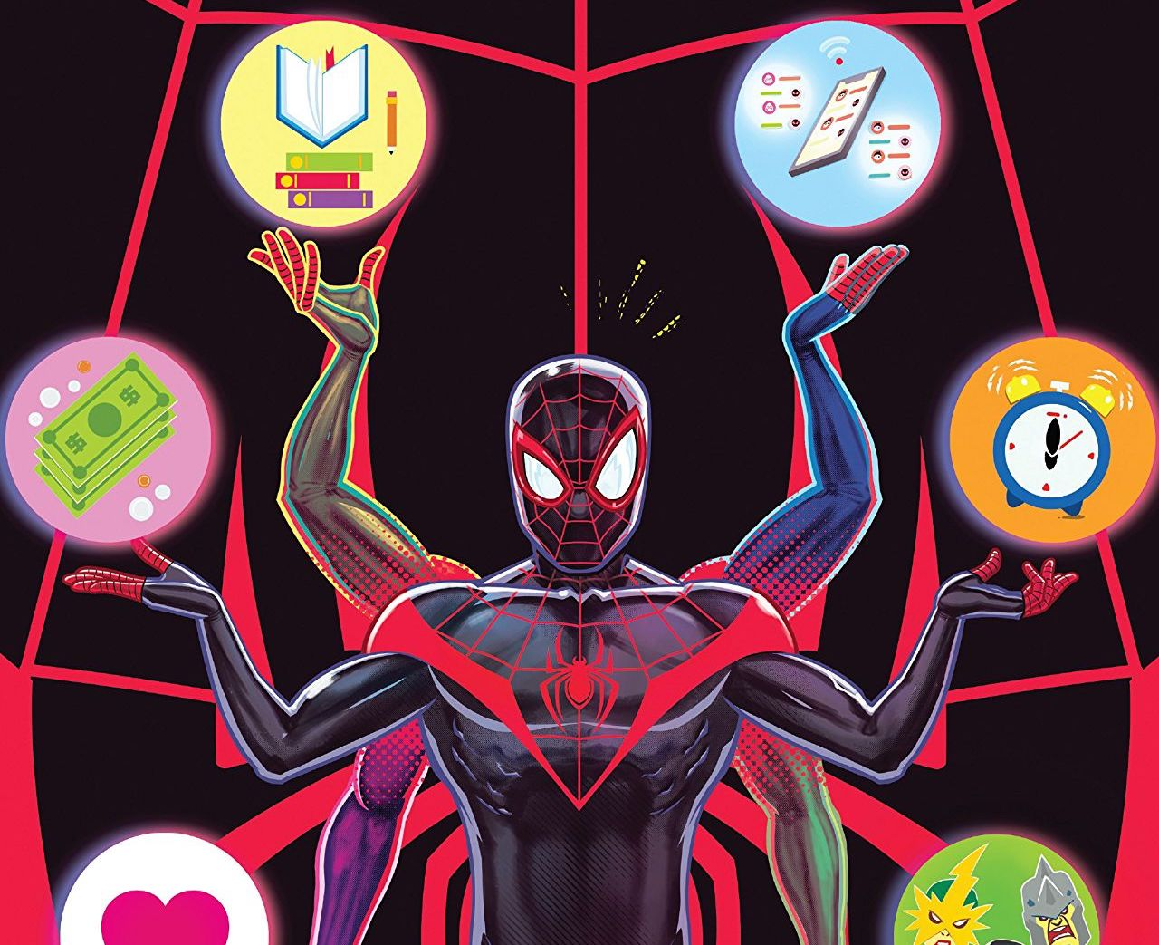 Miles Morales: Spider-Man #2 review: An odd couple caper