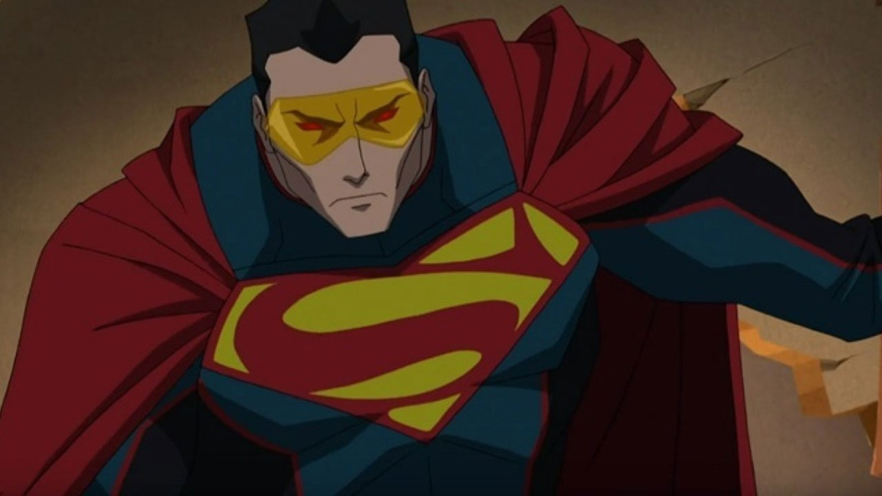 In the world without Superman, its people are introduced to four new, different versions of the hero.