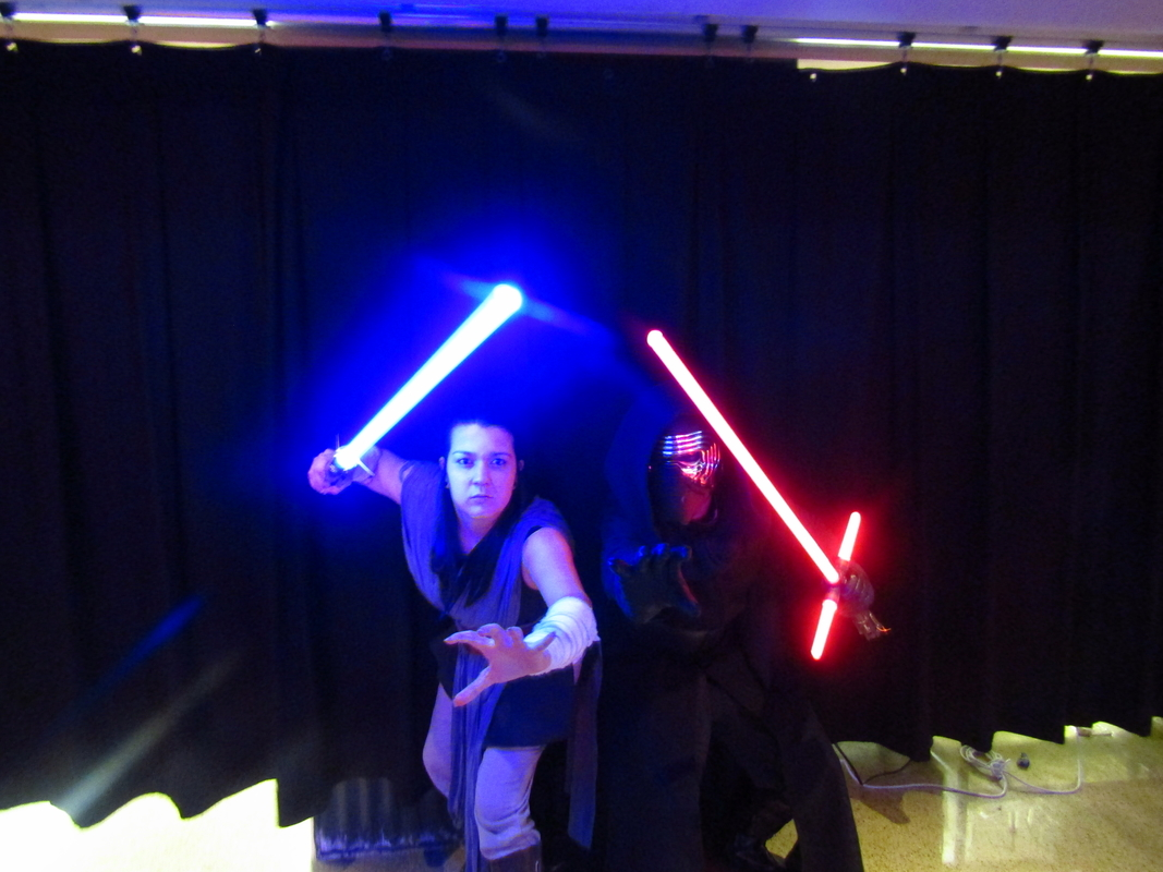 The third day of the Ace Comic Con saw some amazing costumes.