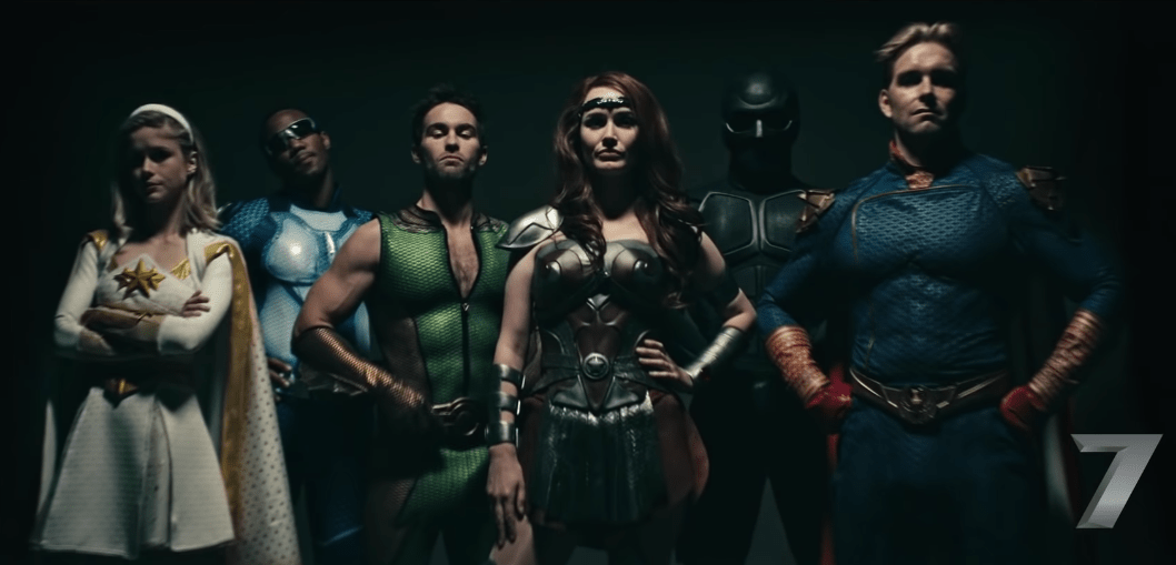 Amazon's 'The Boys' official trailer released