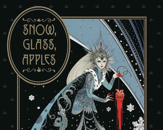 Neil Gaiman's short story 'Snow, Glass, Apples' to be adapted into comics