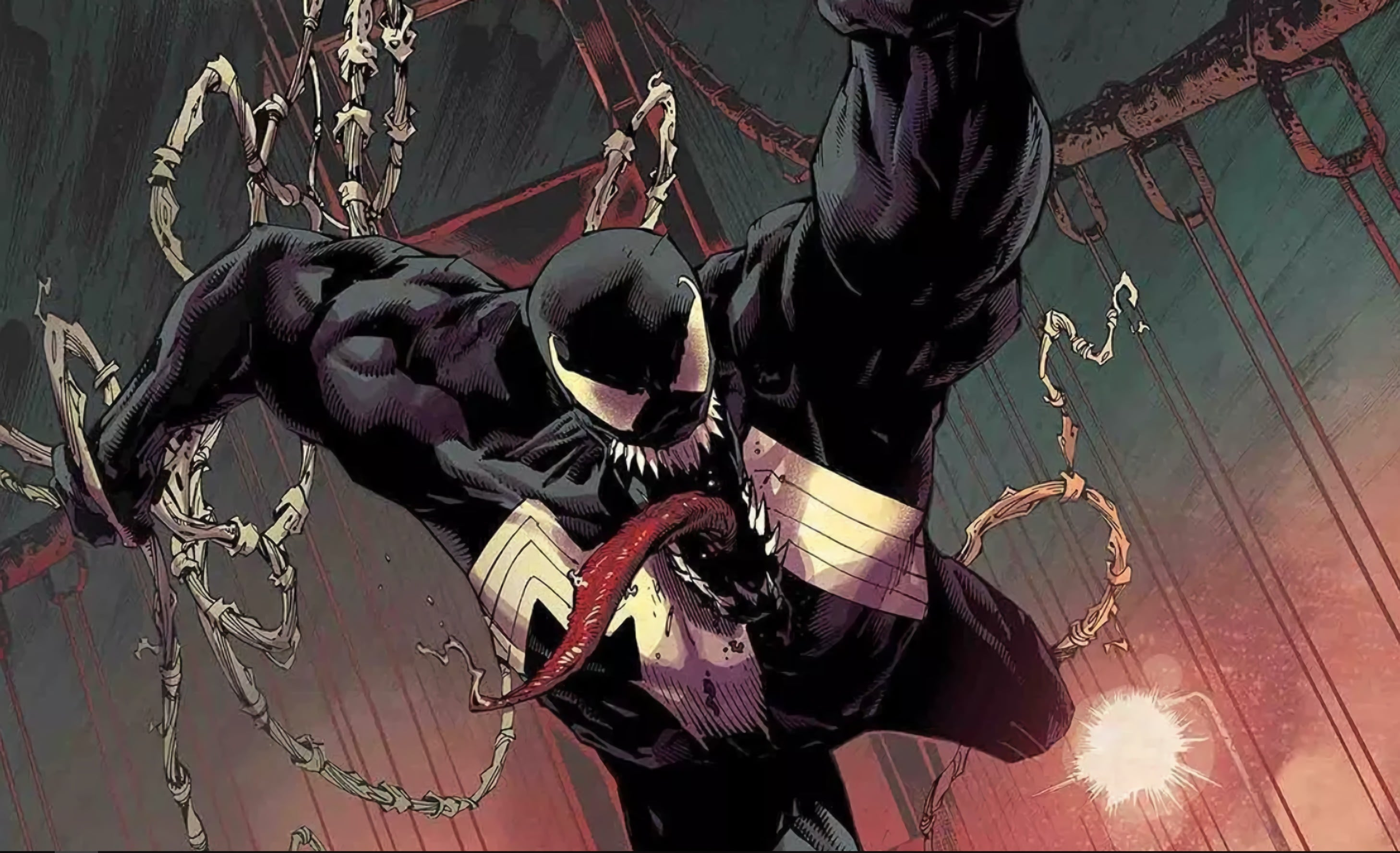 Venom #10 Review