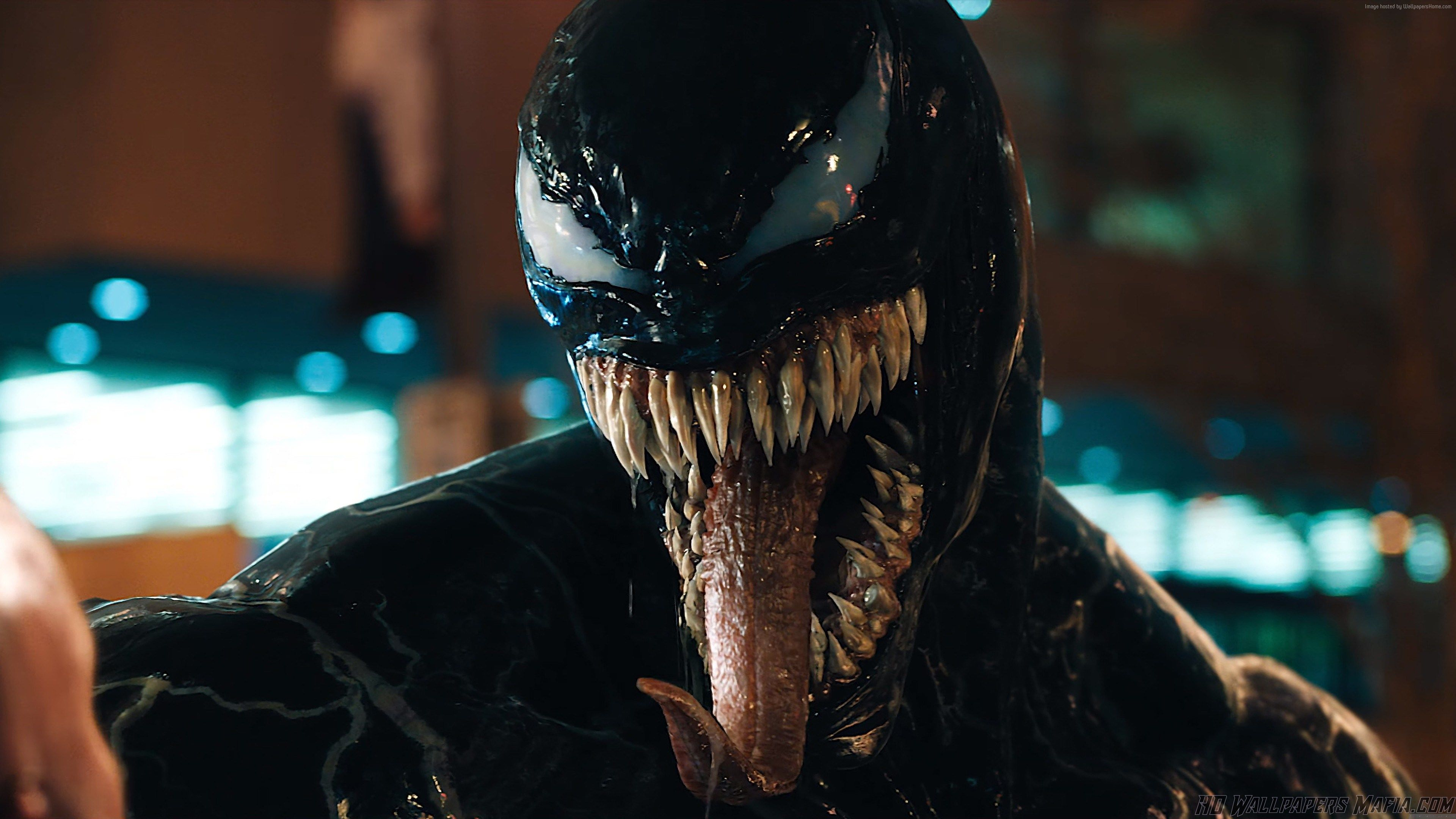 Venom sequel confirmed; original screenwriter signed on
