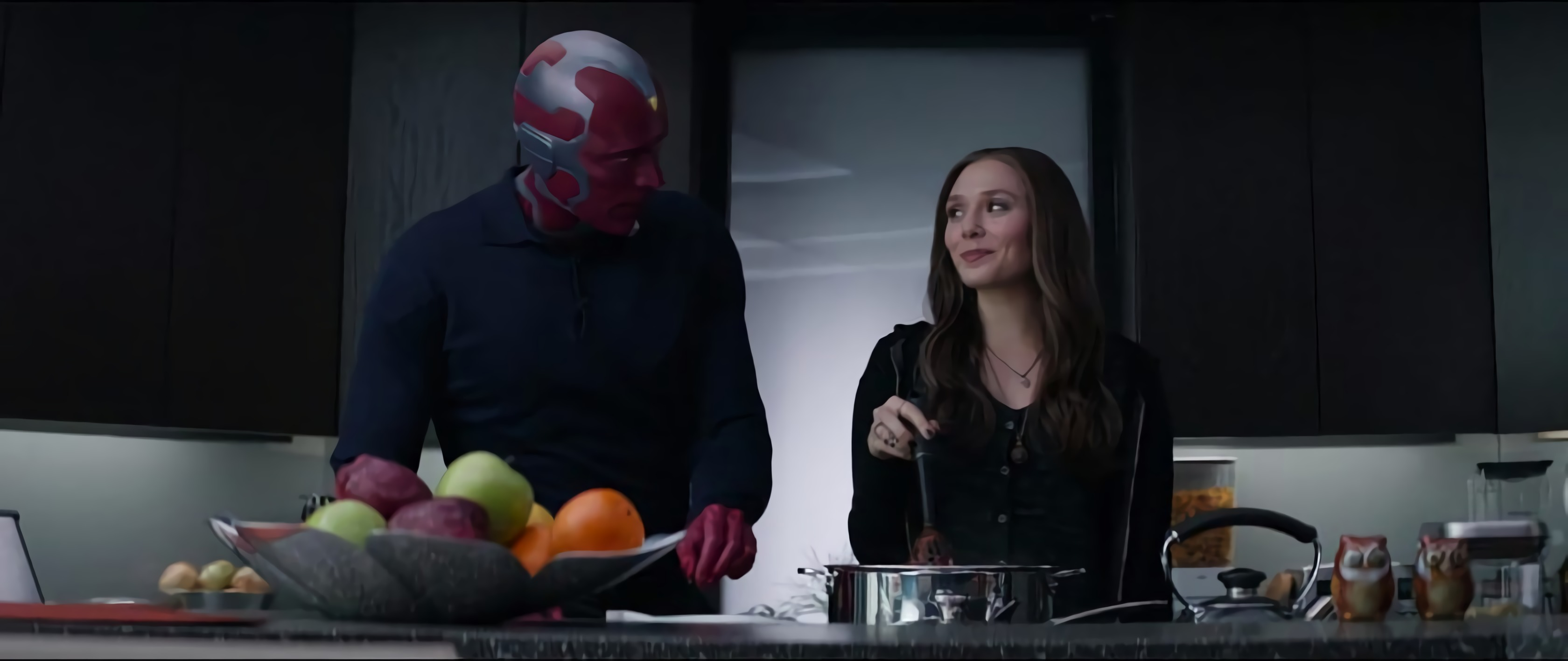 Disney S The Vision And Scarlet Witch Gains Showrunner