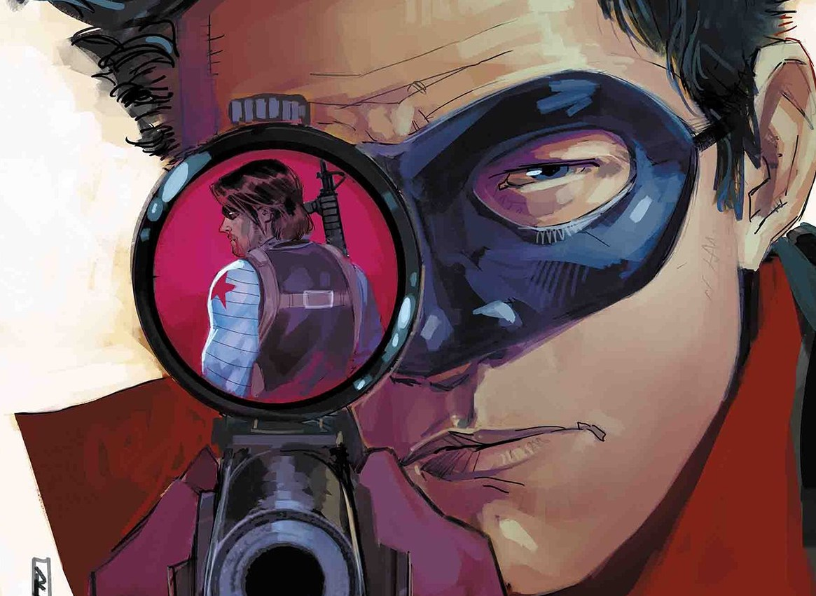 Winter Soldier #2 review: A fiery continuation