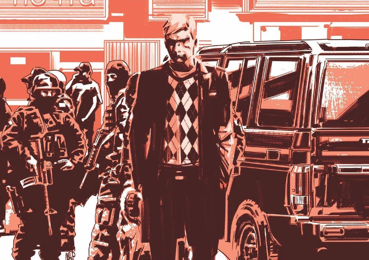 """Getting """"Wyrd"""" with Curt Pires: An interview about his new Dark Horse series"""
