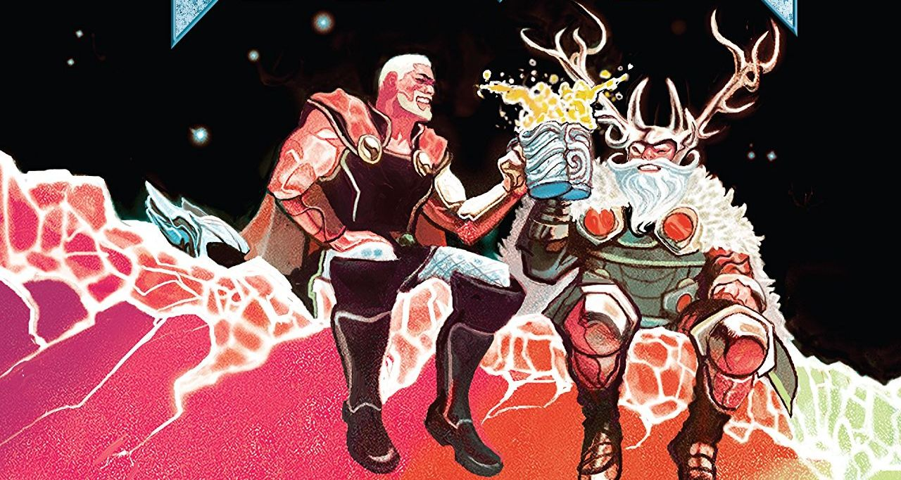 Jason and Eric share their favorite covers from this week's new comics.