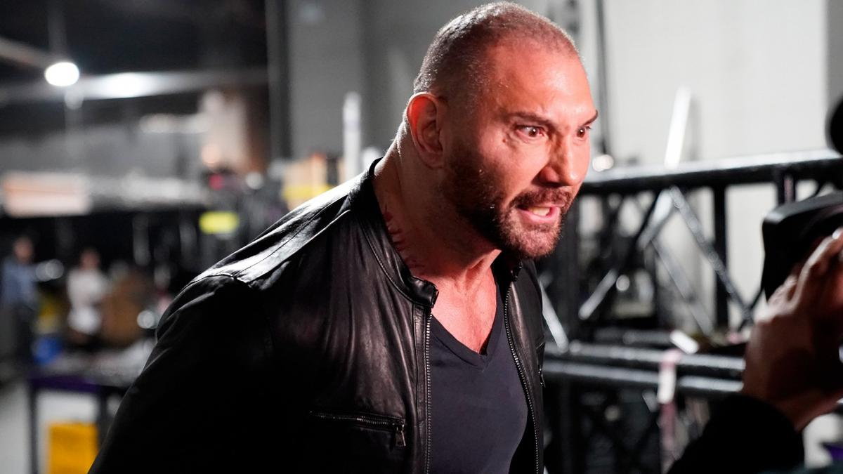 "Batista on working with WWE creative in his last run: ""It was a nightmare"""