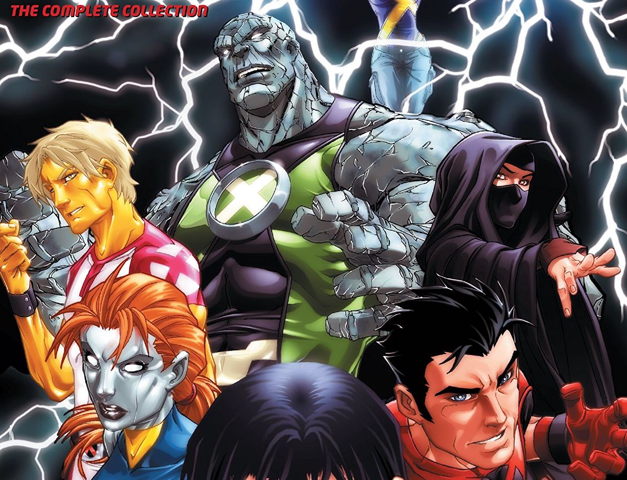 Three Takeaways: 'New X-Men: Childhood's End The Complete Collection'