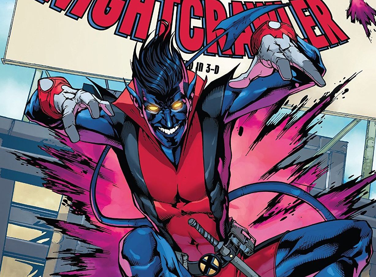 Age of X-Man: The Amazing Nightcrawler' Review