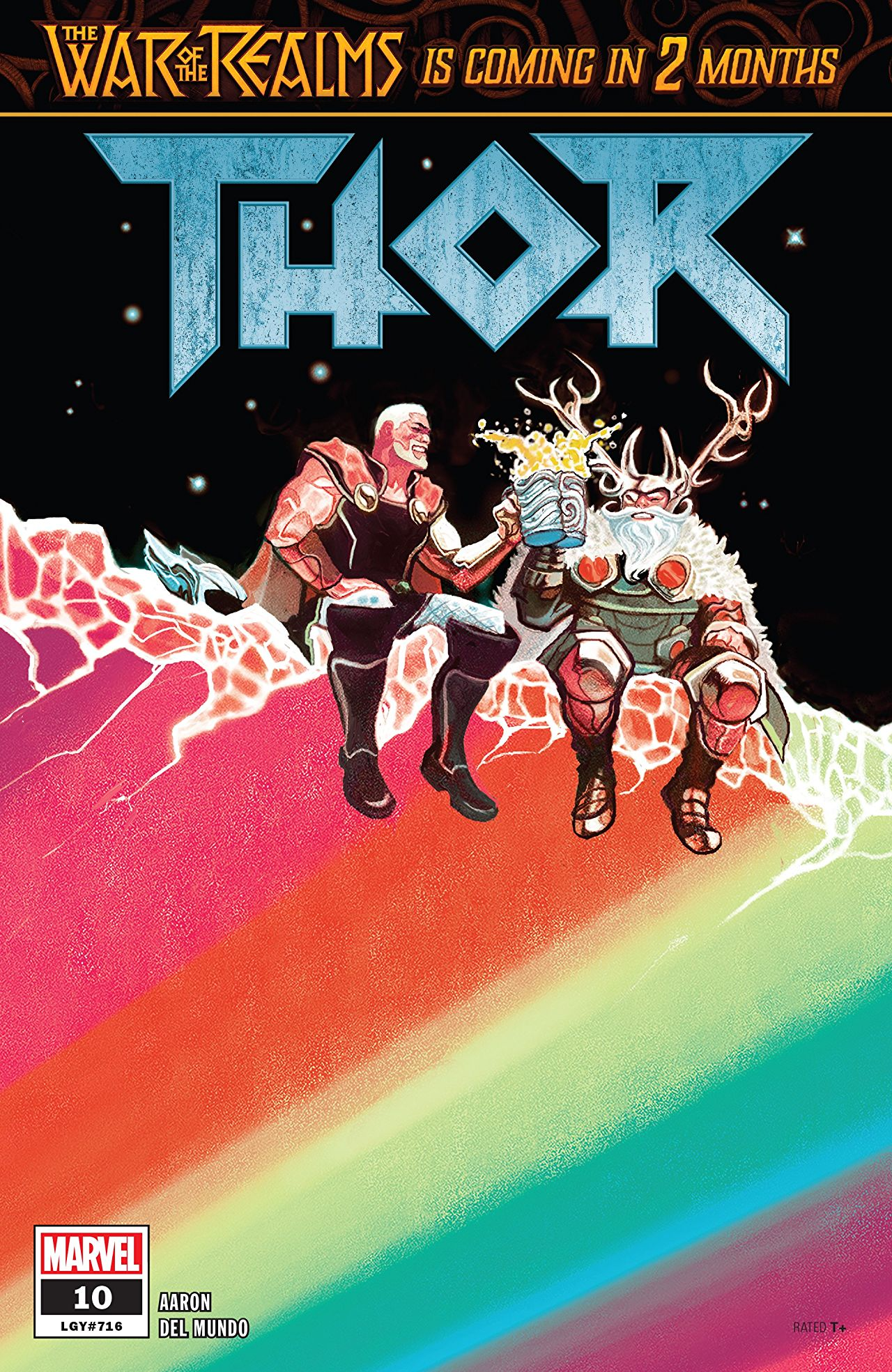 Marvel Preview: Thor #10