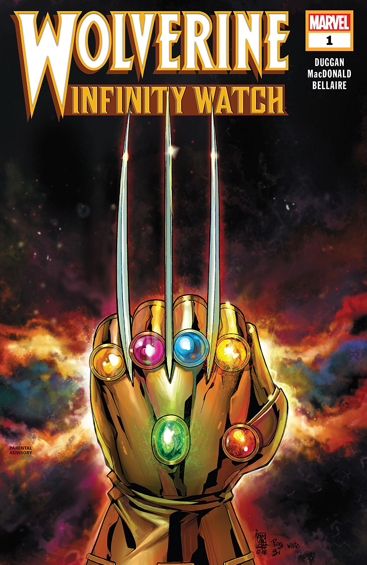 Marvel Preview: Wolverine: Infinity Watch #1