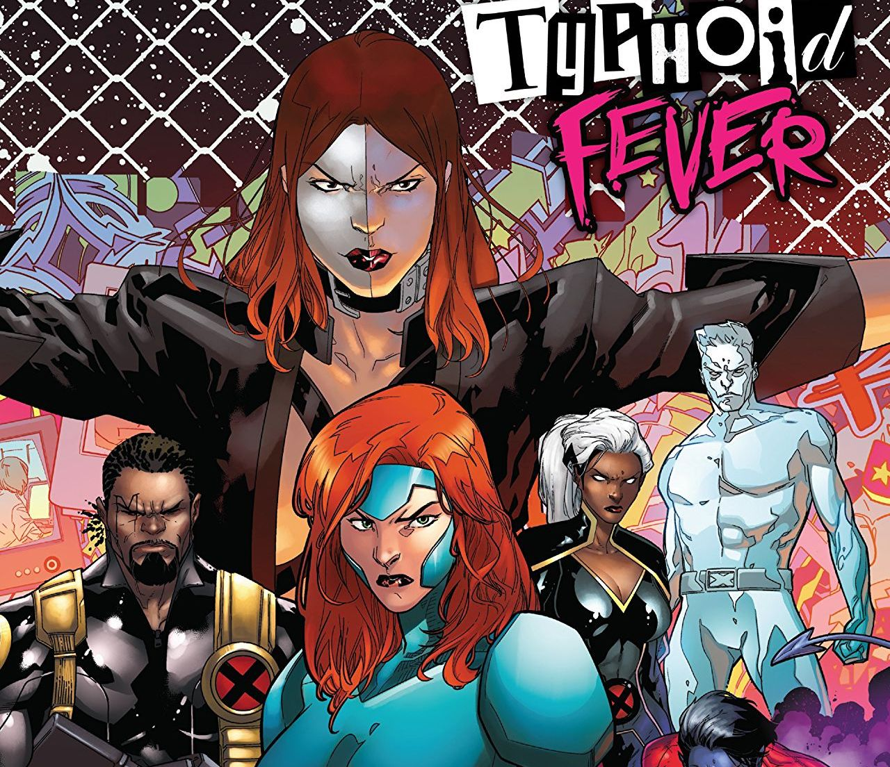 'Typhoid Fever' TPB Review
