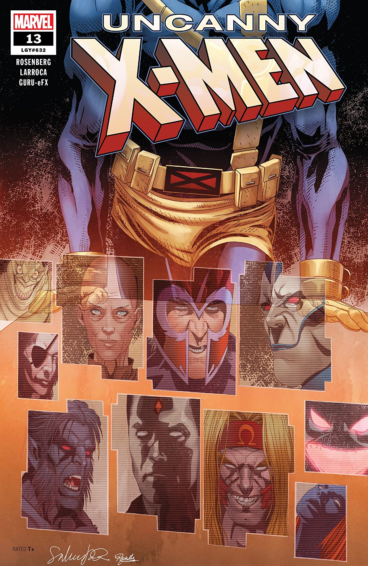 Marvel Preview: Uncanny X-Men #13
