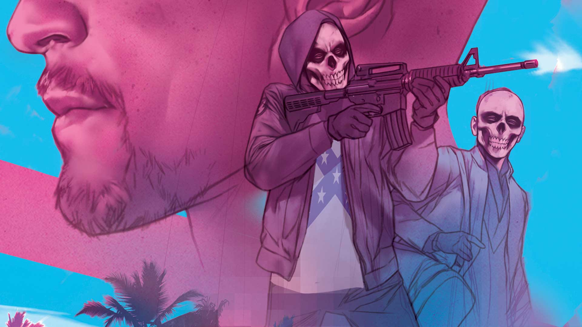 'American Carnage' has a captivating story, gritty art, and strong characters.