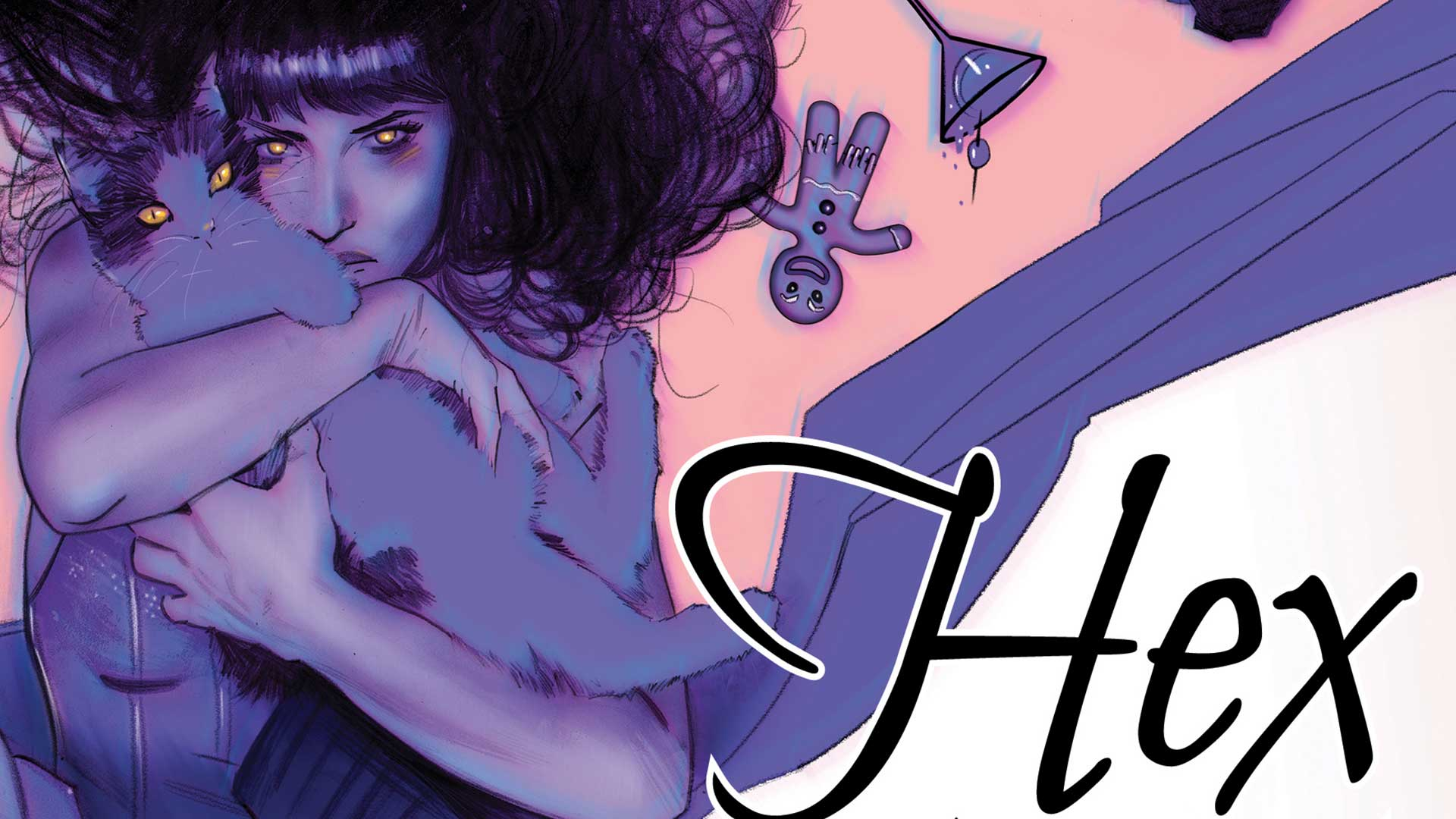 Hex Wives #5 review: And the walls come tumbling down