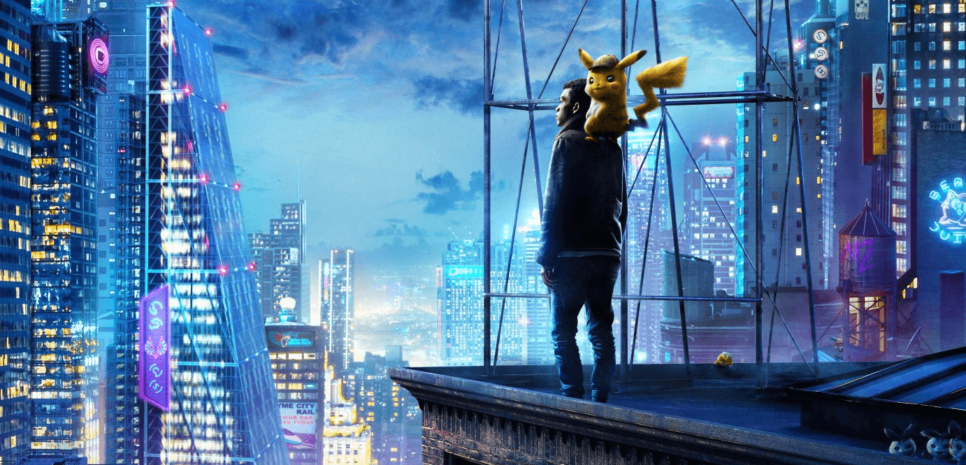 'Detective Pikachu' trailer 2 has arrived
