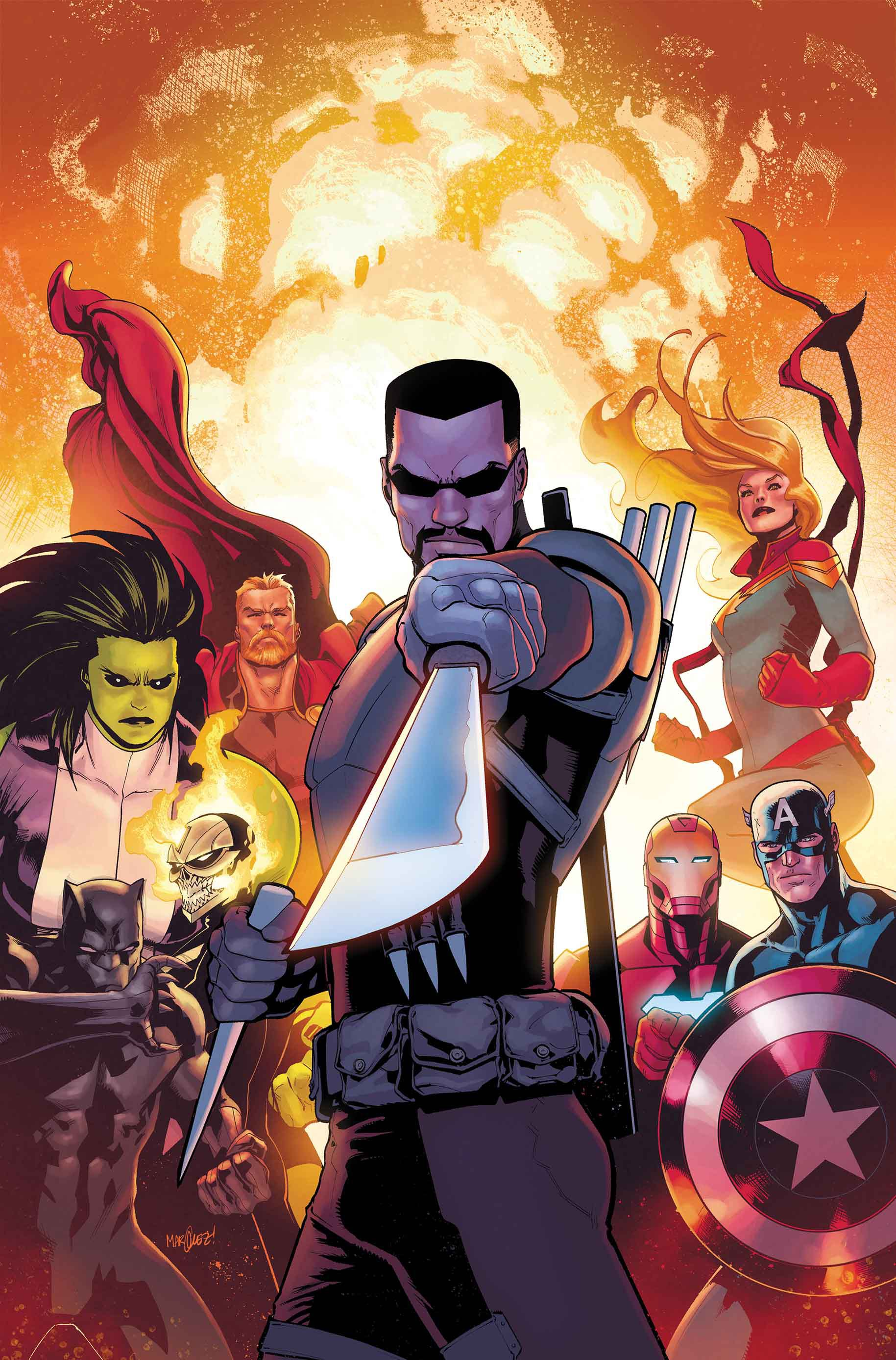 Marvel Preview: Avengers #16