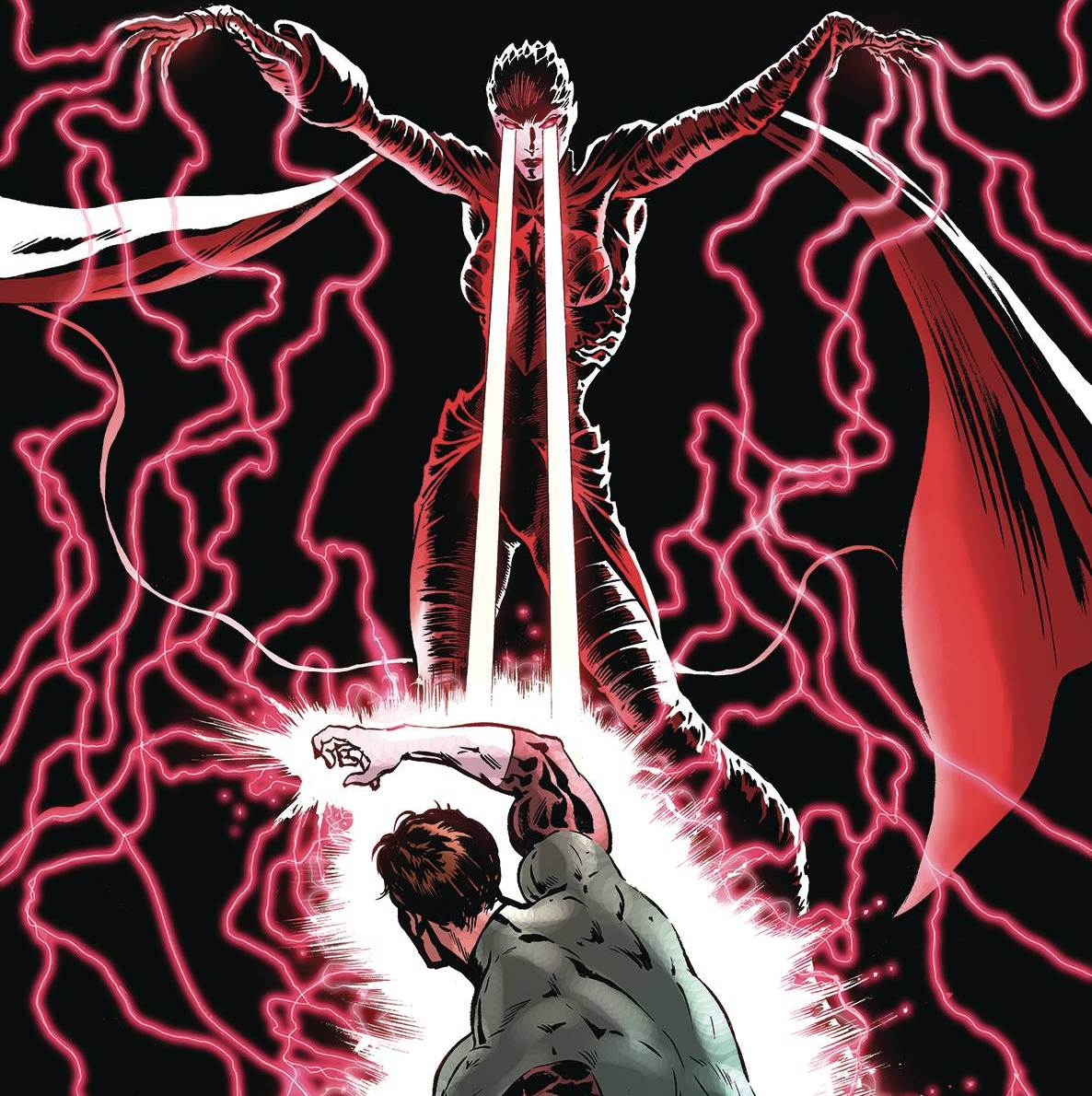 The Green Lantern #4 review: Man With No Name