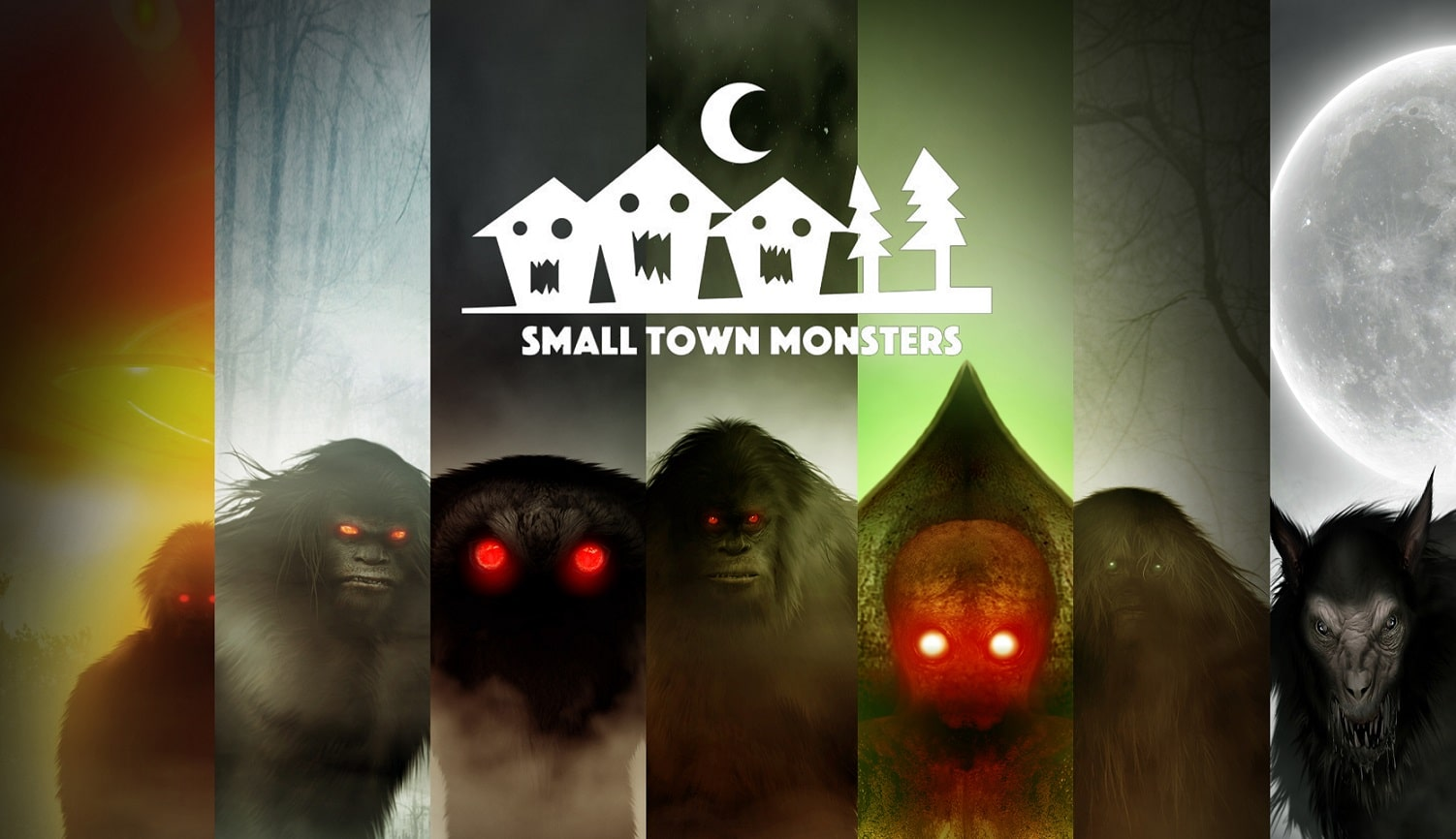 Kickstarter Alert: 'On the Trail of ... Bigfoot' with Seth Breedlove and Small Town Monsters