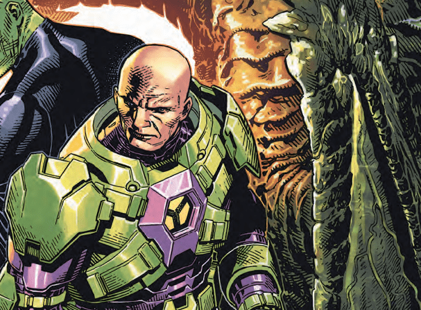 New origins: Details emerge about Lex Luthor and Martian Manhunter in Justice League #17