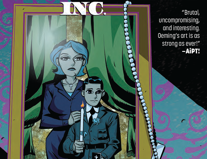 United States vs. Murder Inc #6 Review