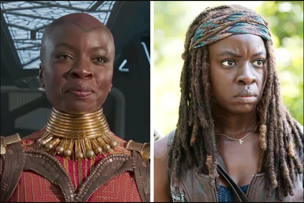 'Black Panther' star Danai Gurira to leave 'The Walking Dead'