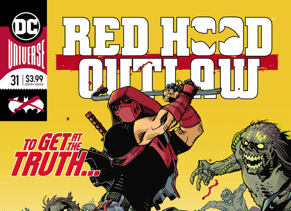 Red Hood: Outlaw #31 review: A rushed and disappointing conclusion