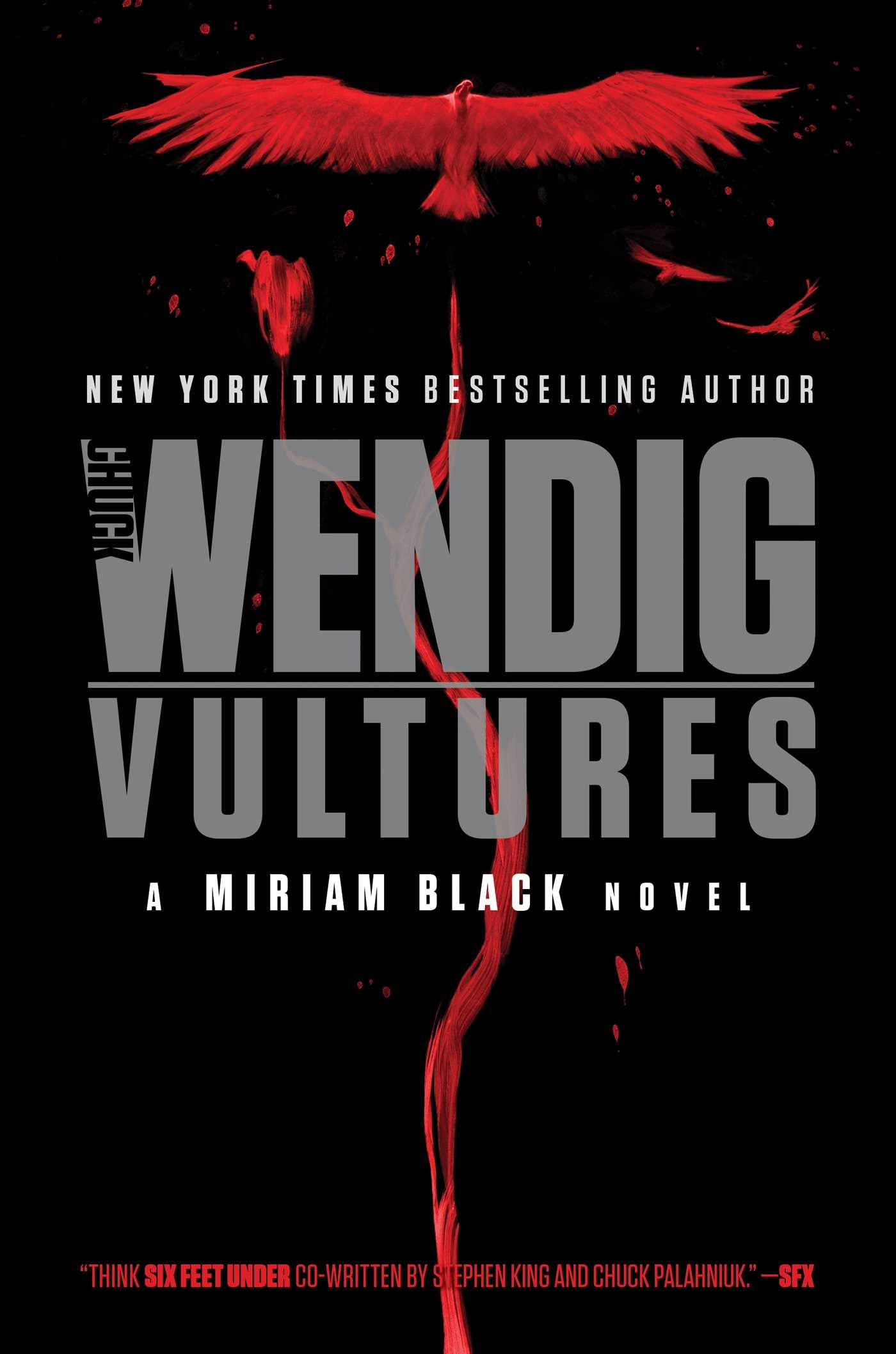 Chuck Wendig sends Miriam Black's tale out in style.