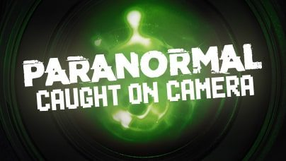 Travel Channel's 'Paranormal Caught on Camera' fails to find the Google search bar