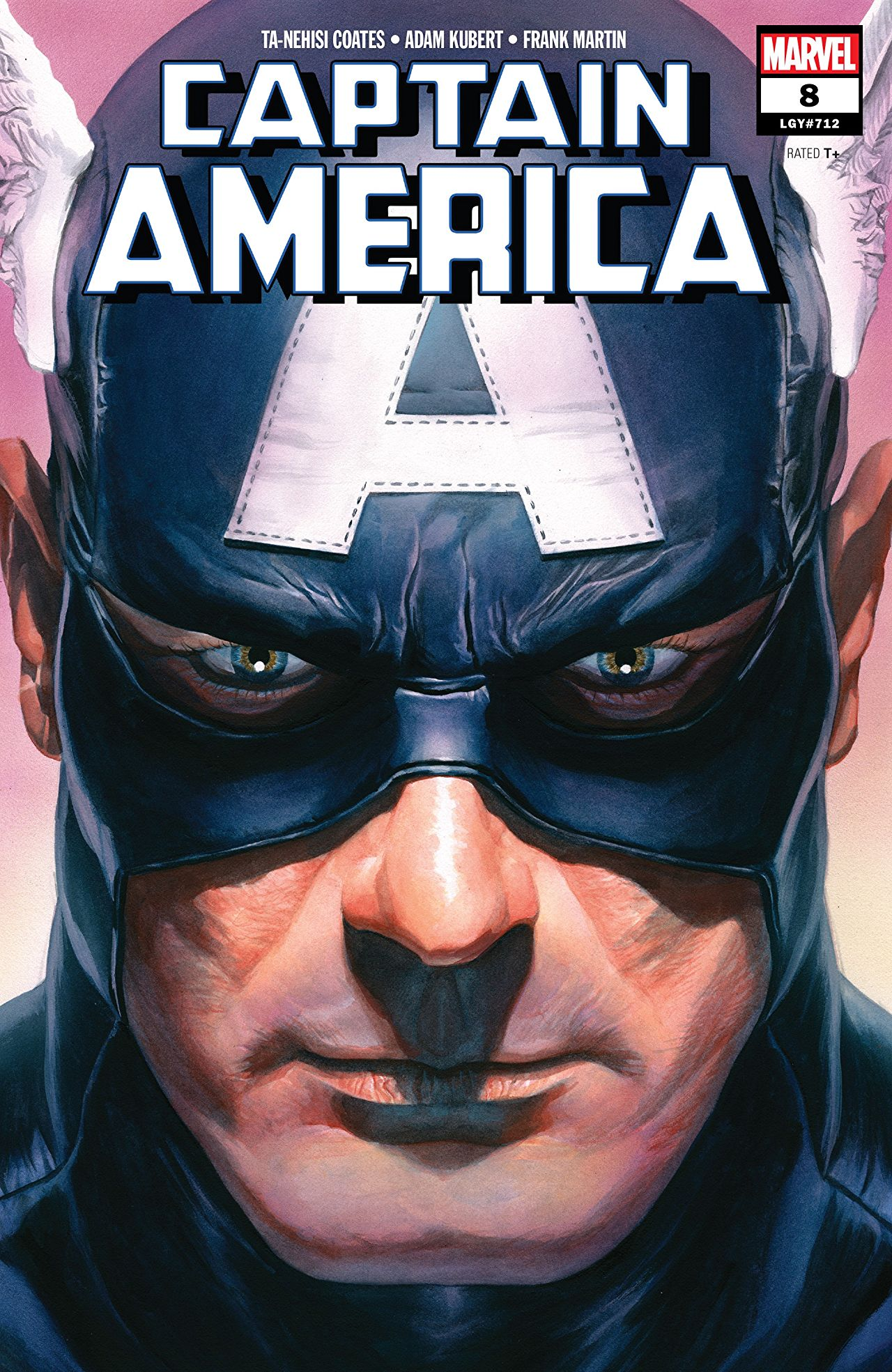 Marvel Preview: Captain America (2018-) #8