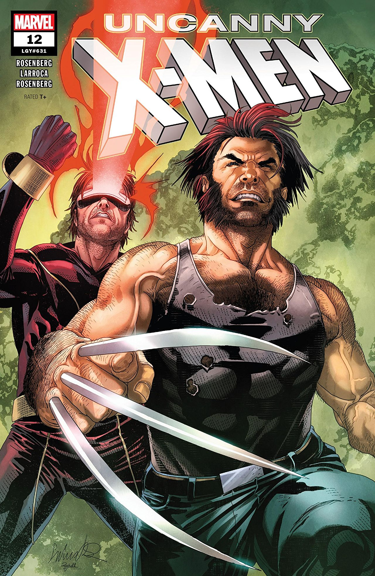 Marvel Preview: Uncanny X-Men #12