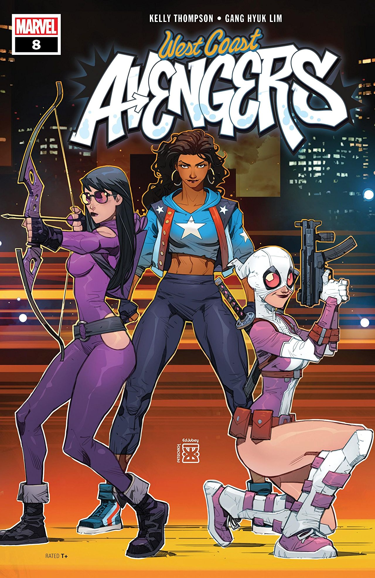 Marvel Preview: West Coast Avengers #8